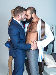 TALENTED. Starring PACO & DIEGO REYES by Men at Play image #11