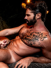 Tomas Brand And Dani Robles' Ass-pounding Evening by Lucas Entetainment image #9
