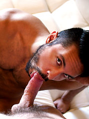 Horny daddy pounds muscle jock's hungry holes. by Man Royale image #13