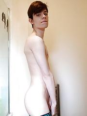 Benji May - Stroking Twink Dick With Benji by BoyFriendShare image #11