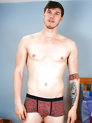 Super Fit Young Swimmer Chris Shows off his Lean Body by English Lads image #7