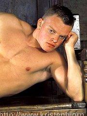 Craig Decker muscle vintage solo - Set 1 by Kristen Bjorn image #6