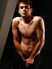 Alep hot in studio by Male Model image #4