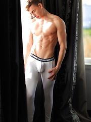 Ingo near the window by Male Model image #7