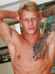 Straight Young & Muscular Jake by English Lads image #8