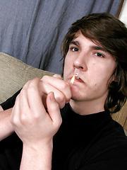 Jay Marx Chainin Newports by Boys Smoking image #9