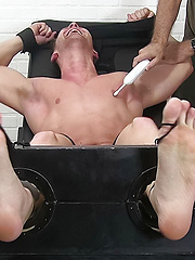 Ethan D Tickled by My Friends Feet image #6
