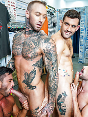 Max, Dylan, Andy, And Drew's Hot, Sweaty Retail Trip by Lucas Entetainment image #10