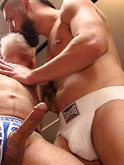 Daddy and Boy Reunion by Hot Older Male image #12