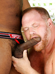 Grayson Emory Ford Slams Barlow Jackson by Hot Older Male image #15