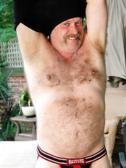 Hank Crenshaw Solo by Hot Older Male image #9