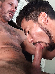 Clay Towers Breeds Cory Koons by Hot Older Male image #12