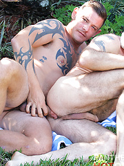 Jace Chambers tops Jake Marshall by Hot Older Male image #16