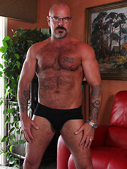 Jack Dyer Business Affairs by Hot Older Male image #7
