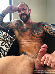 Vic Rocco solo by Hot Older Male image #8
