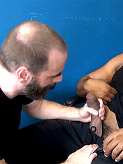 Ray Diesel Breeds Steve Sommers by Hot Older Male image #18
