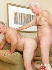 Daddys Home Hardcore fucking by Hot Older Male image #12