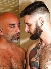Brian Davilla Breeds Teddy Bryce by Hot Older Male image #13