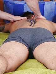Straight Young & Muscular Paolo Returns for his 1st Manhandling & Squirts Loads of Cum Everywhere! by English Lads image #10