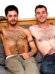 Myles Andrews and Patrick Hill fuck by UKNakedmen image #10
