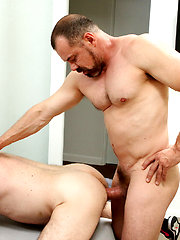 Max Sargent and Peter Rough fuck by Butch Dixon image #10