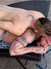 Tony Bishop and Derek Parker fuck by Breed Me Raw image #11