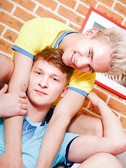 Marcus Paradise and Gera Richter - Cum Ball by Southern Strokes image #15