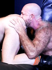 Mack Austin and Butch Spencer fuck by Bear Films image #10