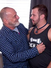 Will Stone and Chip Young by Hairy and Raw image #13