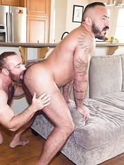 Alessio Romero and Brad Kalvo fuck by Breed Me Raw image #14
