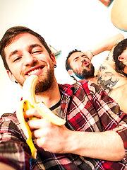 The Banana Challenge by MASQULIN image #10