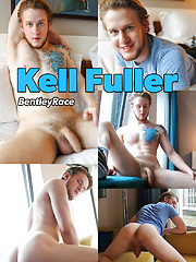 My sexy mate Kell Fuller stripped naked by Bentley Race image #8