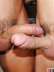Curvy Cock Hits the Spot by RealMenFuck image #11