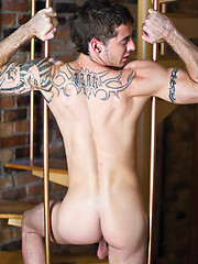 Hayden Colby Bends Over for Ben Rose\\\'s Punk Cock by Lucas Entetainment image #7