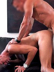 Chris is curious about acting in gay porn. by Gay Castings image #9