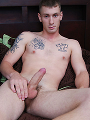 Ethan jacking off dick and playing with foreskin by SpunkWorthy image #6