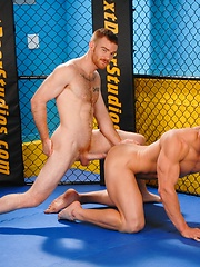 Marcus Mojo and James Jamesson anal sex by Marcus Mojo image #9