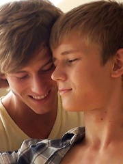 Sasha's First Boy On Boy ActionWith Kevin Warhol by BelAmi Online image #5