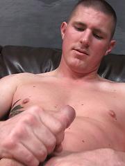 24 y.o. Eli strokes dick by SpunkWorthy image #8