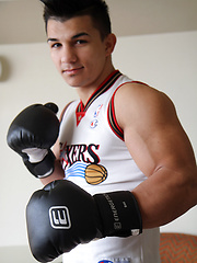 Professional Boxer John Pavel - Getting off with Ben by Bentley Race image #7