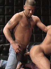 Tony Buff and Alessio Romero in Live Sex by Hard Friction image #8