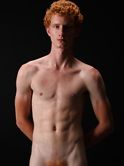 Red irish boy Shane shows cock by ChaosMen image #5