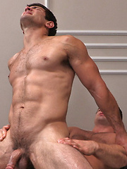 Horny muscle studs Raymond and Pavel fucking by SeanCody image #8