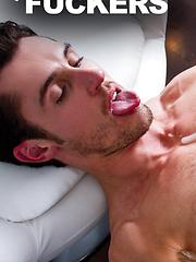 Donnie Dean sucks Johnny Venture's cock by Lucas Entetainment image #9