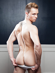 Muscle hunk Michael Lucas breaks in Grayson Palmer by Lucas Entetainment image #11