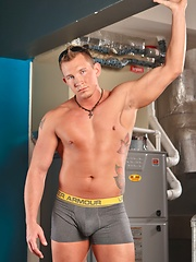 Hot hunk Cody Jo solo by Nextdoor Male image #8