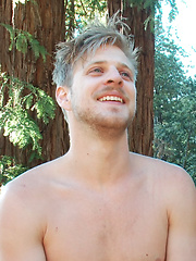 Logan Stevens is turned into a sex slave at a campground by Bound in Public image #23