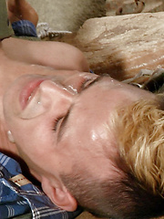 Dude gets abused by Gay WarGames image #14