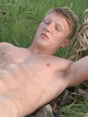Boy forced to fuck by Gay WarGames image #17