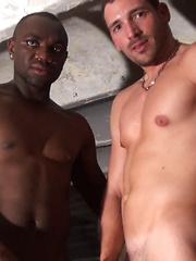 Enzo Rimenez Fucks Black Booba by French Dudes image #10